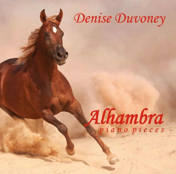 Alhambra - piano pieces by Denise Duvoney